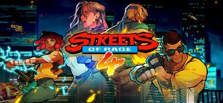 Streets Of Rage 4 Mr X Nightmare-GOG
