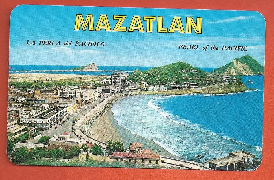Mazatlan Mexico Dec 17 - Jan 9