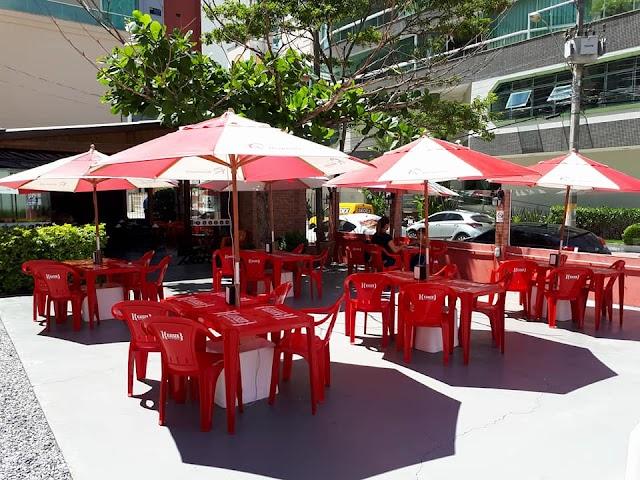 Liberado funcionamento de Restaurantes em Itapema com 50% público