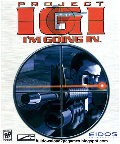 Project IGI 1 I'm Going In Full Version Game Free Download For PC