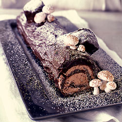 Hard Cake Containing Almonds And Dried Fruit