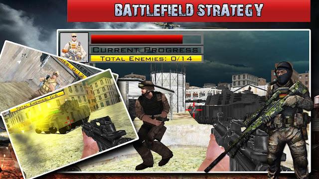 تحميل لعبة اطلاق نار علي الارهاب للكمبيوتر والموبايل الاندرويد apk برابط مباشر سريع مجانا