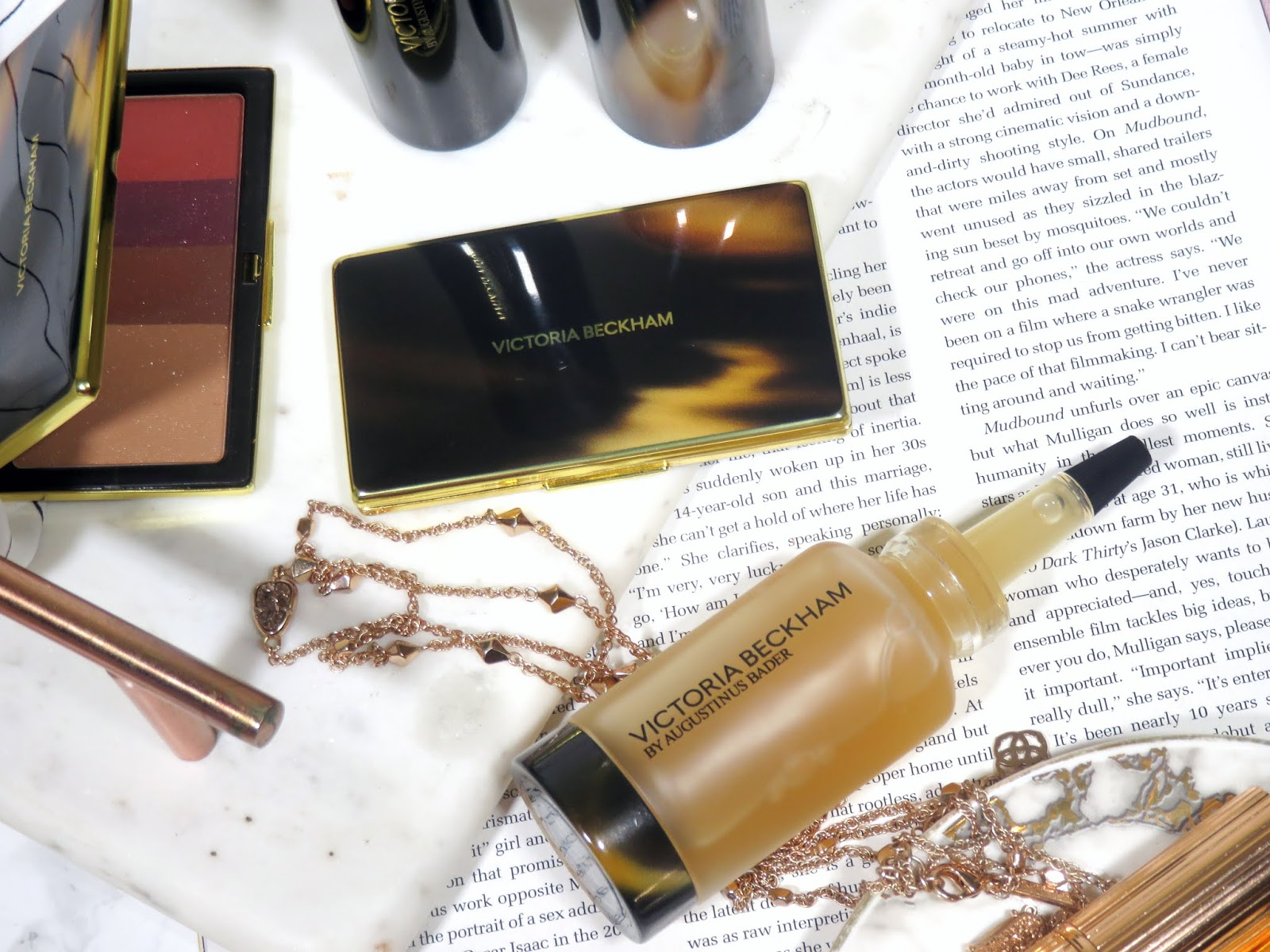 Victoria Beckham Beauty Cell Rejuvenating Power Serum Review