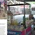 Dinagsa ng tulong ang Taho vendor na pasan ang isang taong gulang na anak habang naglalako ng taho sa daan
