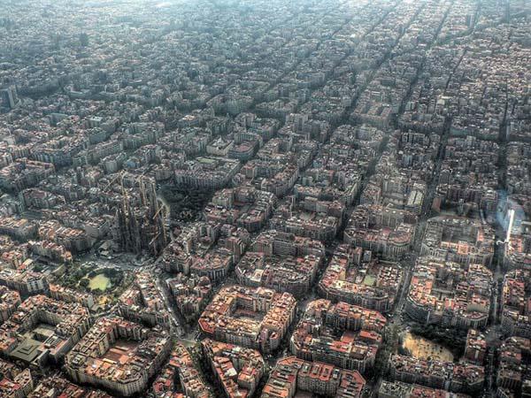مدينة برشلونة (إسبانيا)