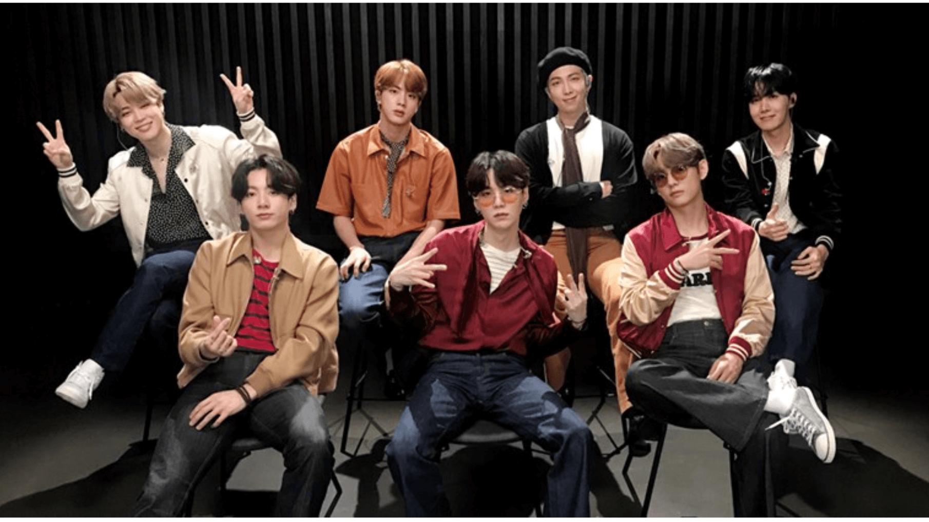 Korean Netizens Reaction After BTS Returns to Top Billboard's HOT 100 in Week 5