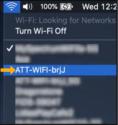 Make sure your device has an internet connection