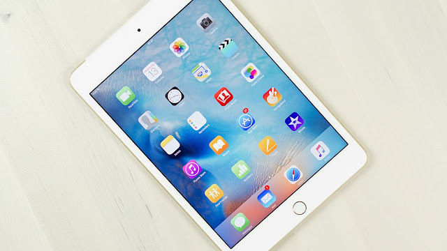 ipad mini 4 Official review