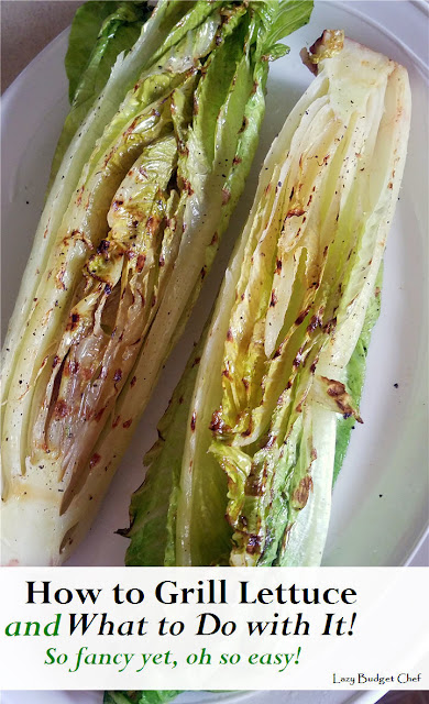 how to grill romaine lettuce hearts recipe