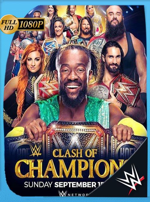 WWE Clash of Champions (2019) 1080p Latino