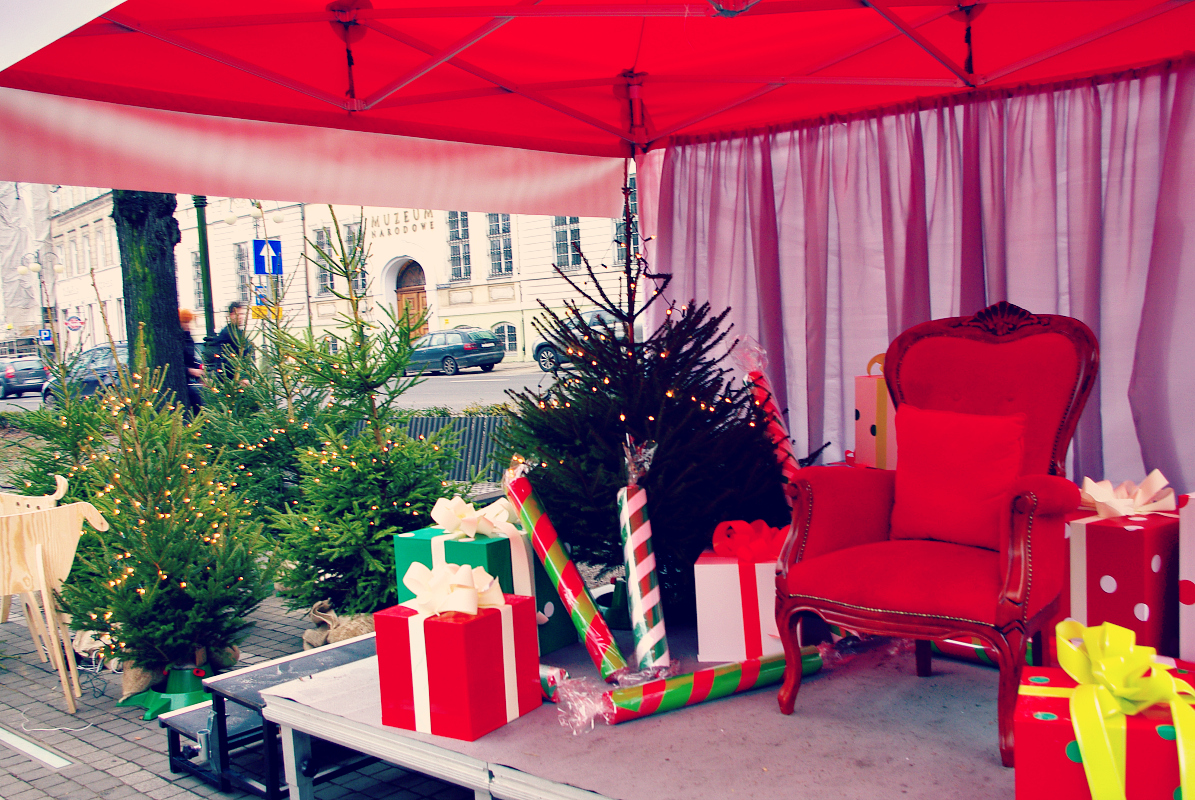 W oczekiwaniu na świętego Mikołaja :)