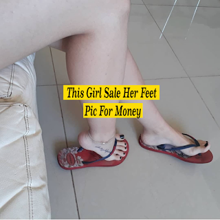 make money by selling feet pictures