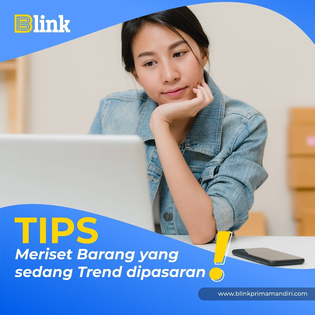 Tips Meriset Barang yang sedang Trend di Pasaran