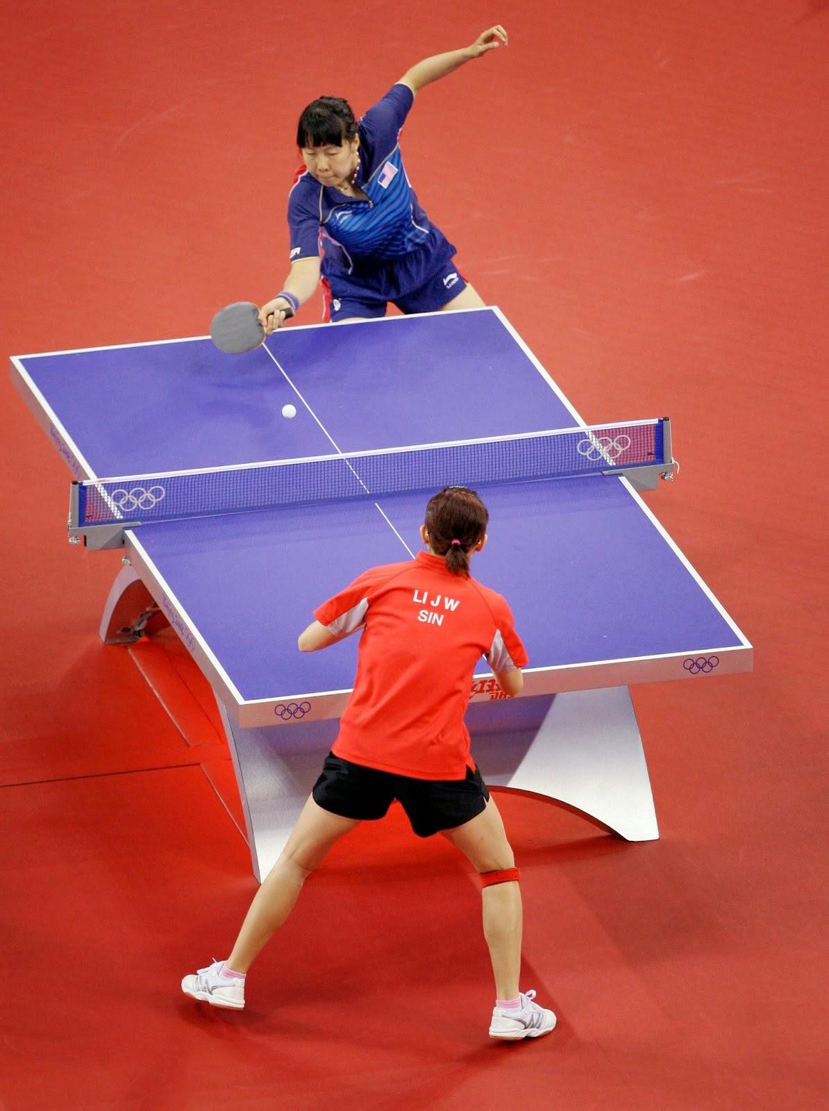 Ping Pong Weltmeisterschaft