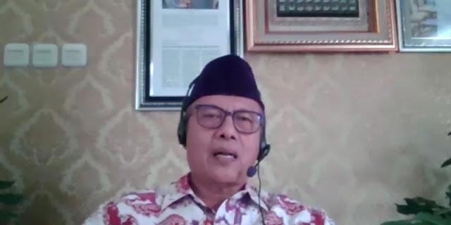 Negara Lain Terapkan Hadist Rasulullah Berhasil Atasi Covid-19, MUI Heran Indonesia Tak Kunjung Melandai