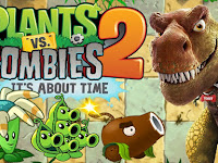 Download Game Android  Plants vs Zombies 2 MOD APK+DATA 4.8.1