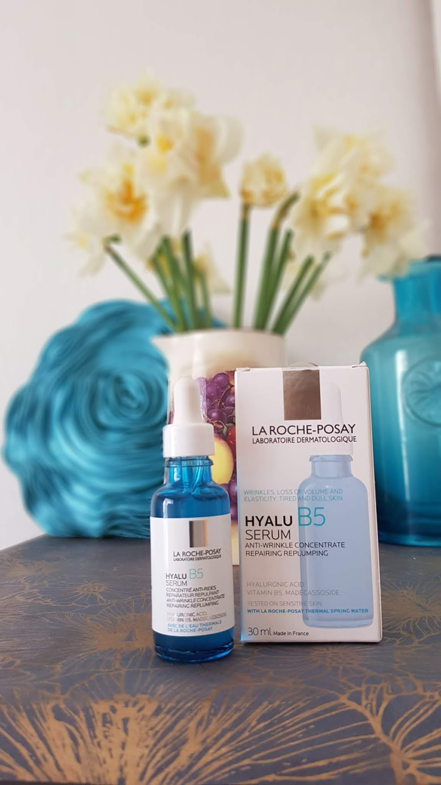 La Roche-Posay's Hyalu B5 serum, reviewed by beauty blog Is This Mutton?