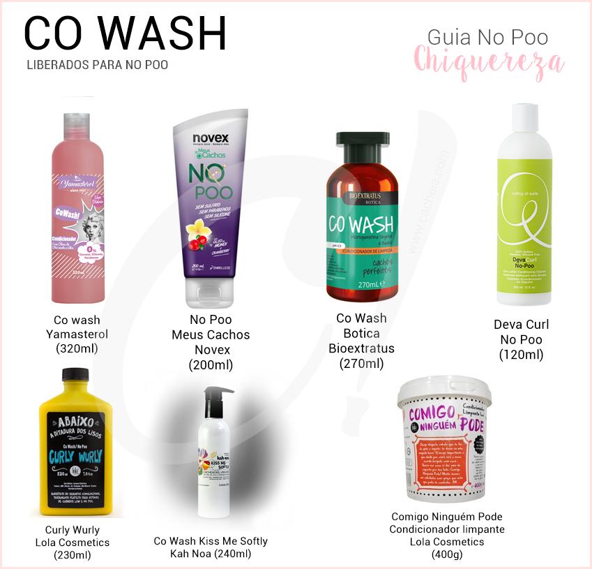 produtos cowash