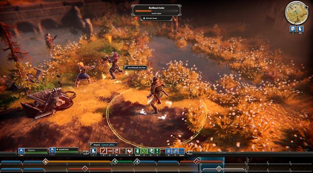 Este RPG tático combina combate em tempo real e rebobinagem para fazer de você um mago que viaja no tempo