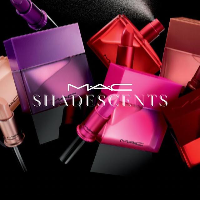 Nouveauté parfums MAC Cosmetics - MAC Shadescents - Blog beauté Les Mousquetettes