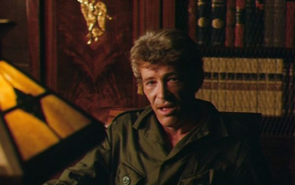 Peter O'Toole as Colonel Zeller in Power Play