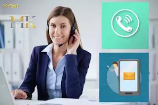 طريقة ربط هاتفك مع الحاسوب لأجراء وتلقي المكالمات الصوتية  والرسائل النصية