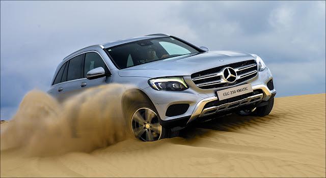 Đánh giá xe Mercedes