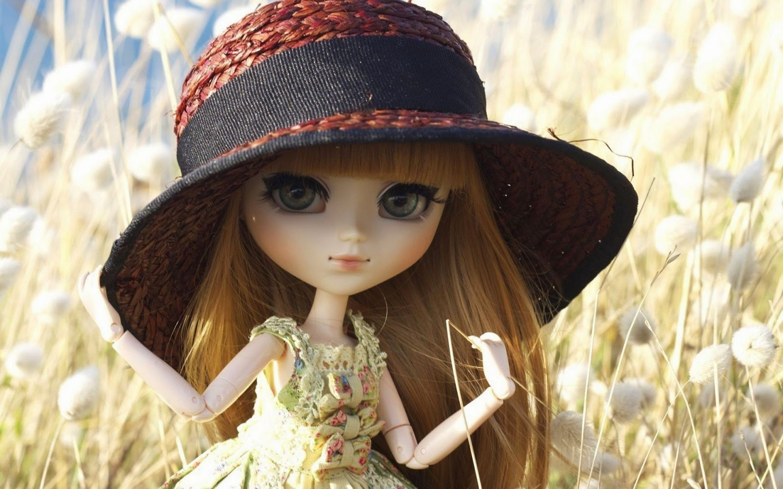 Cute Doll « Best Wallpapers 4 You