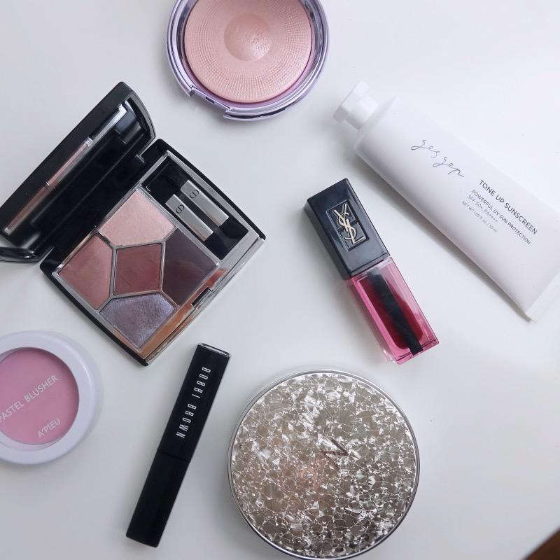 Dior Tutu makeup look