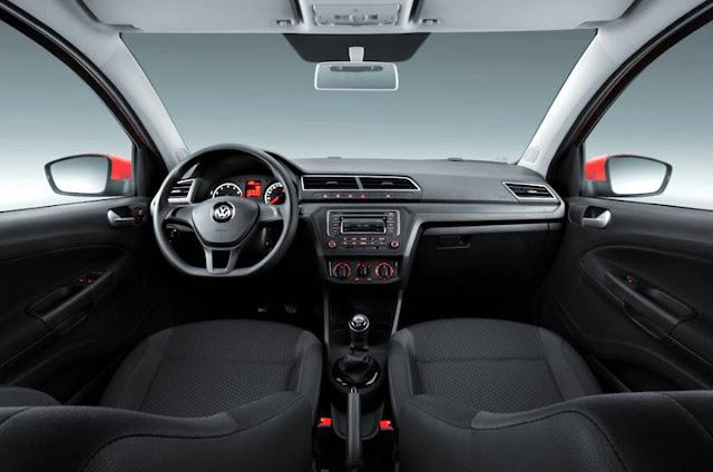 VW Gol 2017