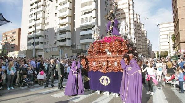 Un año sin desfiles procesionales en Almería pero con distintas salidas si el covid-19 lo permite