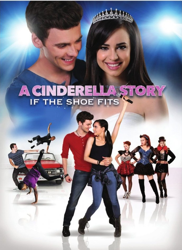 A Cinderella Story: If the Shoe Fits [2016] [DVDR] [NTSC] [Latino]