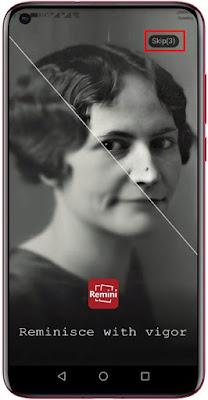 تطبيق, تطبيق تحسين جودة الصور القديمه, Remini apk pro