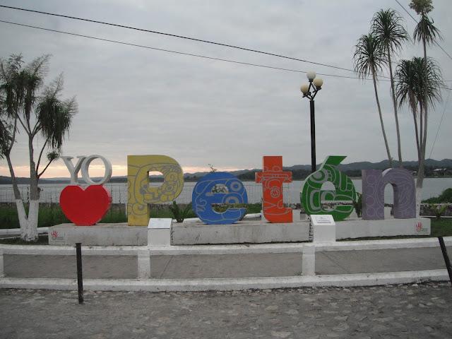 Santa Elena Flores Peten Guatemala