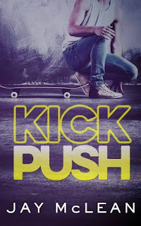 Kick Push by Jay McLean