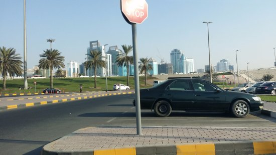 Sharjah paid parking will resume from Wednesday, July 1