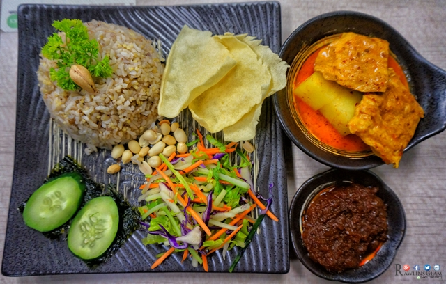 BMS Organics, Health Food, Organic Food, Live Healthy, Chef Wan, Assam Laksa, byrawlins, Eat Healthy, Nasi Lemak
