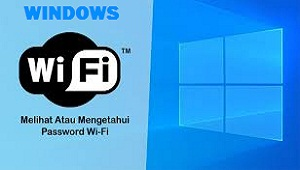 Cara Mengetahui Password WiFi IndiHome