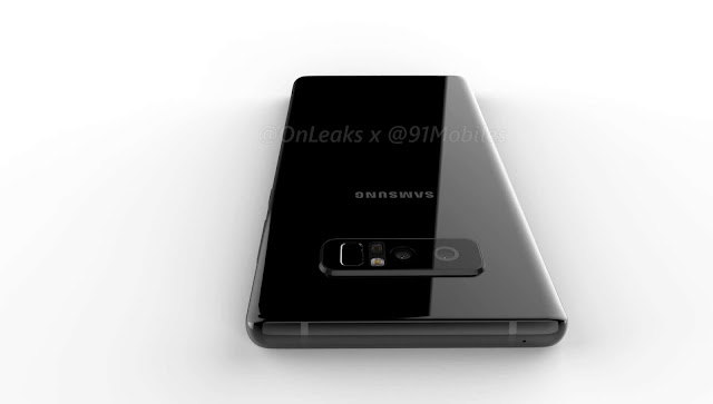 Is This Our First Look at the Samsung Galaxy Note 8?