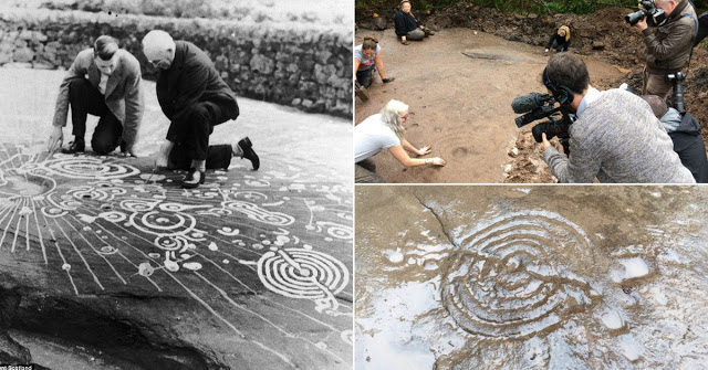 The Cochno Stone: A Massive, 5,000-Year-Old Cosmic Map