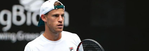 Diego Schwartzman creates his perfect player: Roger Federer, Rafael Nadal and...