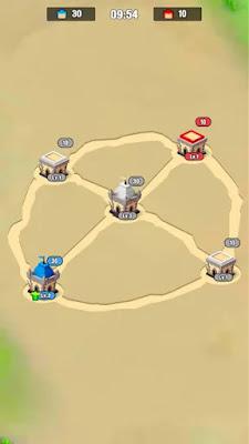 Screenshot Art of War Legions - Apcoid