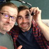 Joe en Rob van Ever Synth The 80´s podcast