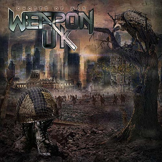 "Το album των Weapon UK ""Ghosts of War"""