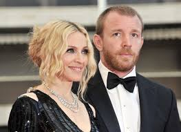 Madonna dan Guy Ritchie