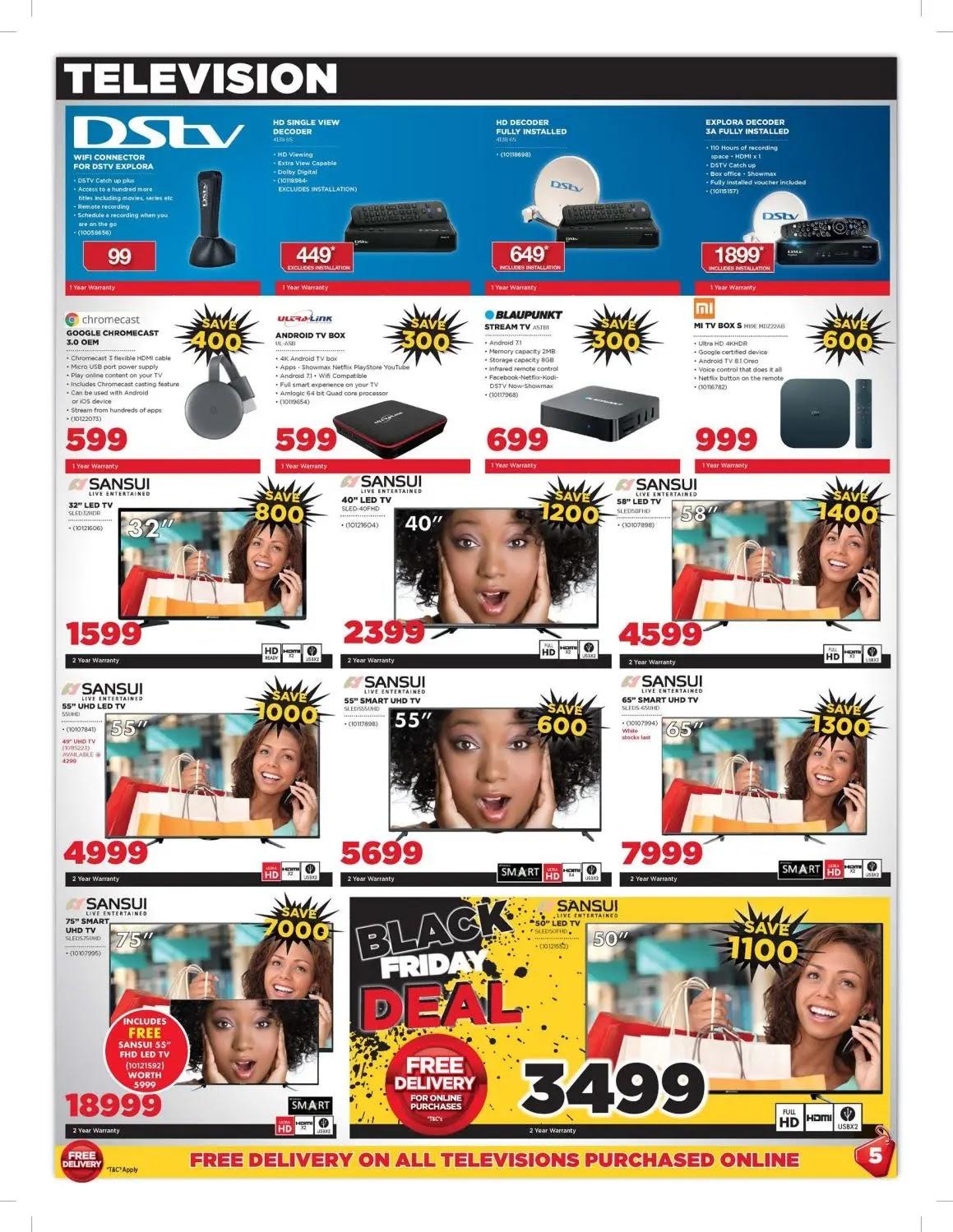 HiFi Corporation Black Friday Deals  Page 5