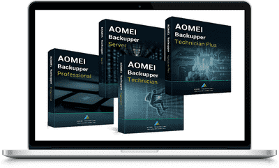 AOMEI Backupper 5.3.0 All Edition Full Version