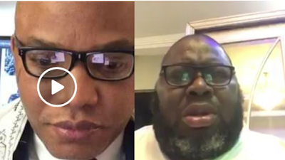 Asari Dokubo Calls Nnamdi Kanu A Fraudster And A Fake (Video)