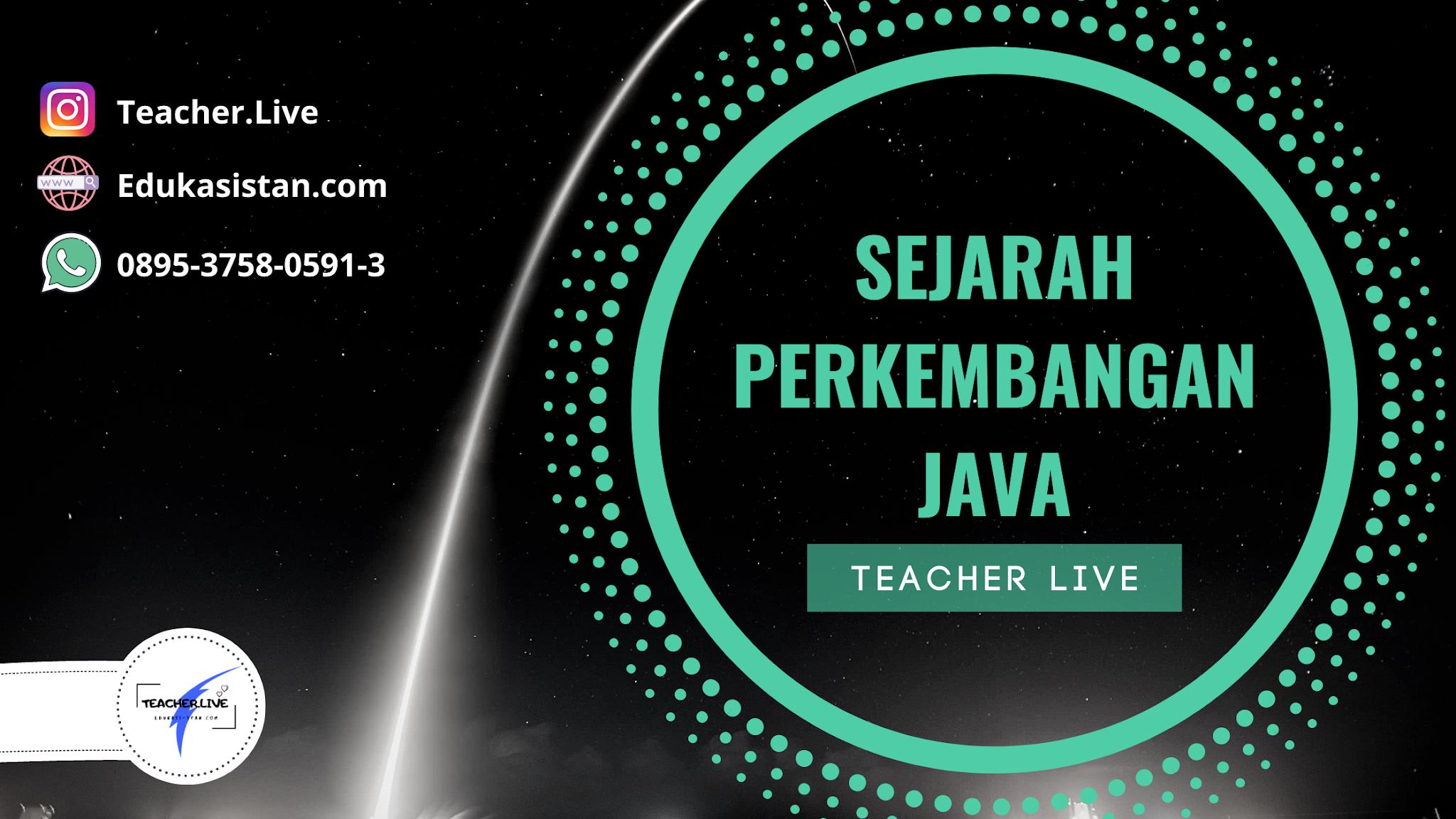 Sejarah Singkat Java