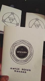 Livros da Coletanea Catarse Poética - Epifania